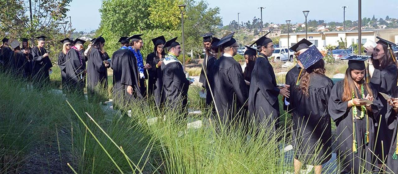 Graduation Line