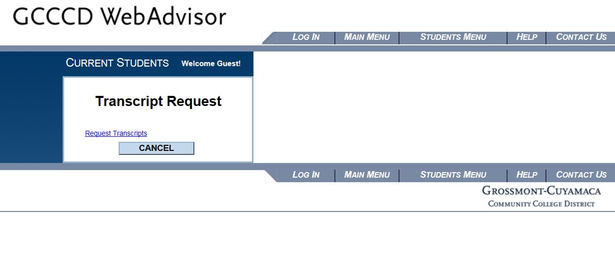 WebAdvisor 2