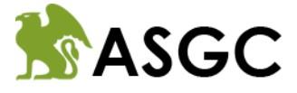 ASGC logo