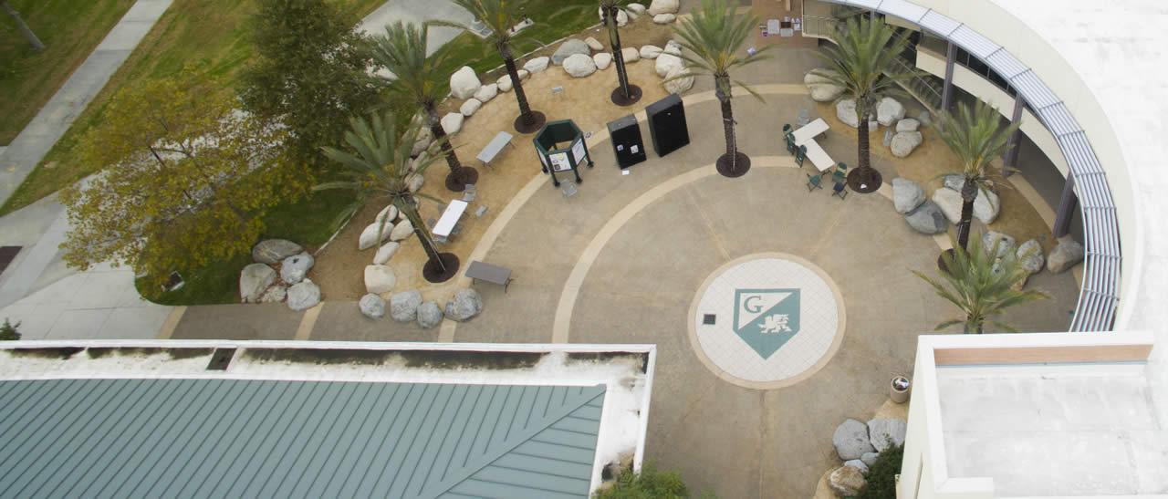 Griffin Center Quad