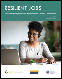 Resilient Jobs - Report Cover