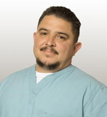 photo of ortho tech program faculty member mike mcmillon