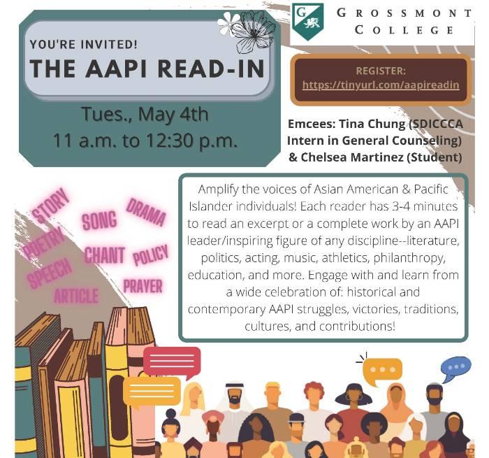 AAPI Read-In