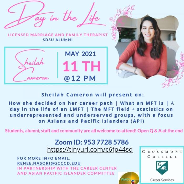 Day in the Life Sheilah Cameron