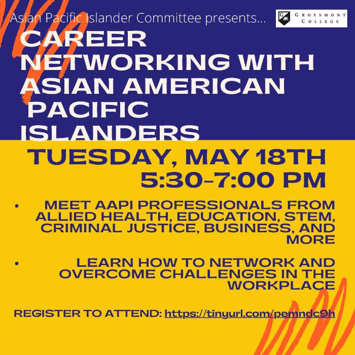 Career Networking for AAPI