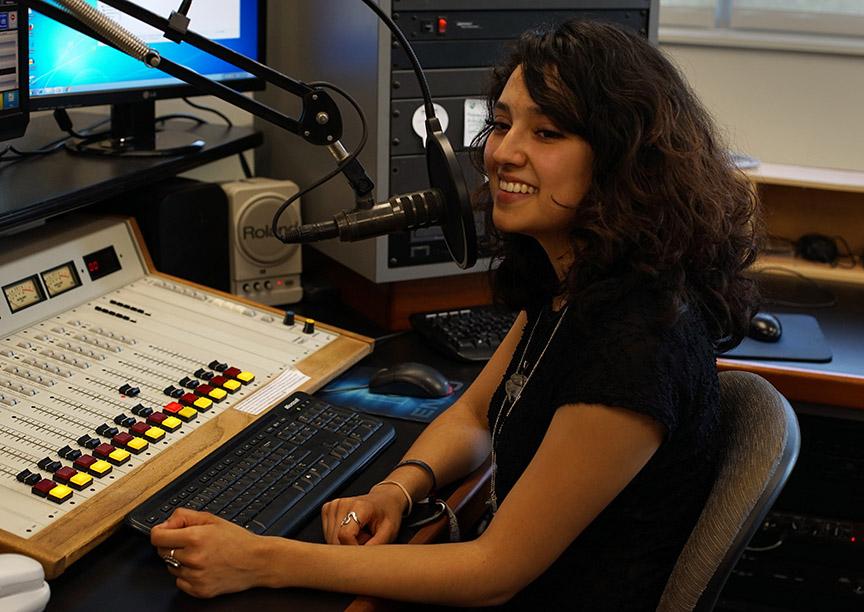 Griffin Radio Student