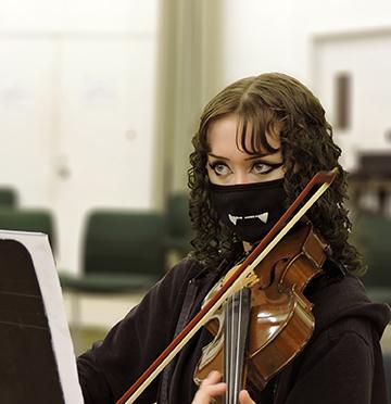 gso violinist